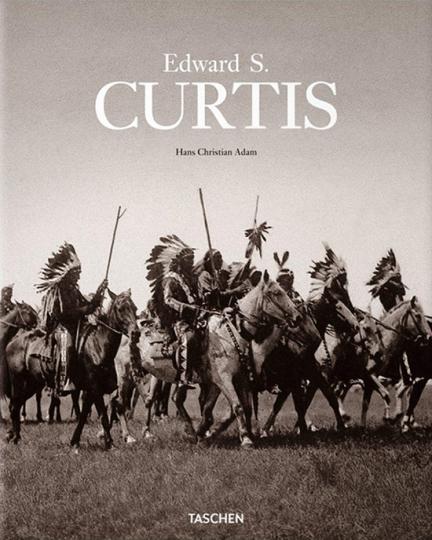 Edward S. Curtis. Die Indianer Nordamerikas. Sonderausgabe.