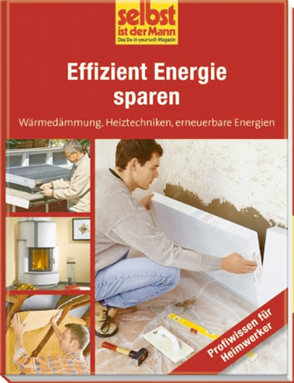Effizient Energie sparen - Wärmedämmung, Heiztechniken, erneuerbare Energien