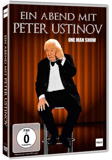 Ein Abend mit Peter Ustinov. DVD.