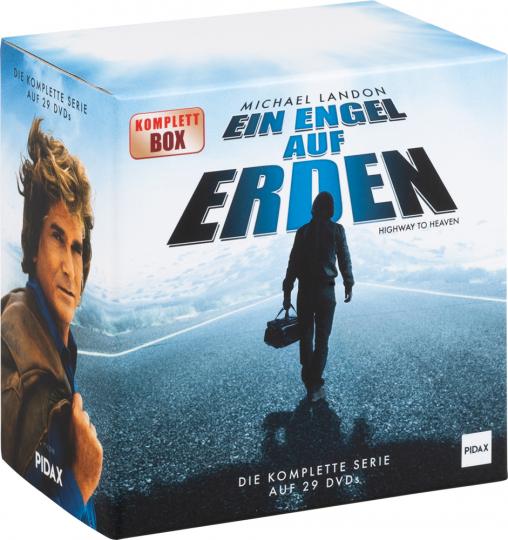 Ein Engel auf Erden (Komplette Serie). 29 DVDs.