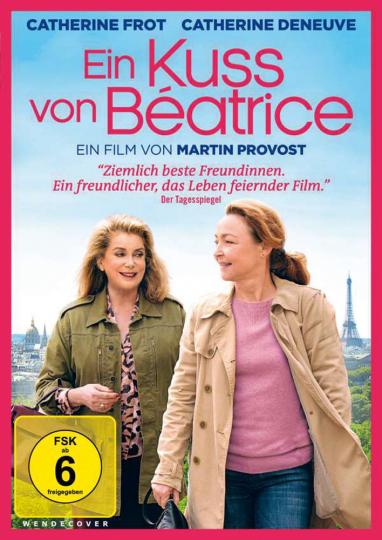 Ein Kuss von Béatrice. DVD.