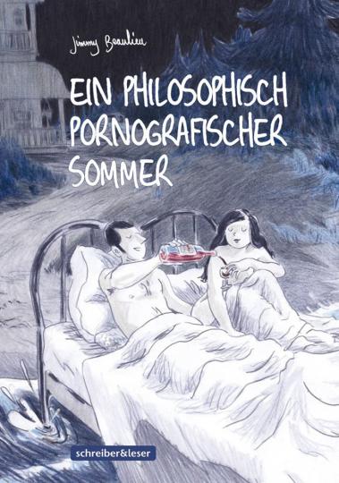 Ein philosophisch pornografischer Sommer. Graphic Novel.