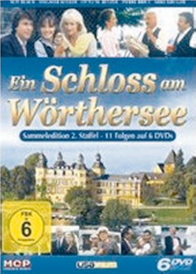 Ein Schloss am Wörthersee 17 DVDs
