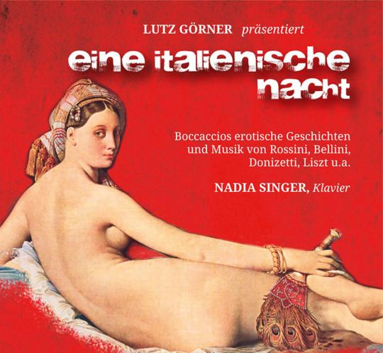 Eine italienische Nacht. 3 CDs.