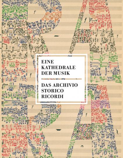 Eine Kathedrale der Musik. Das Archivio Storico Ricordi in Mailand.