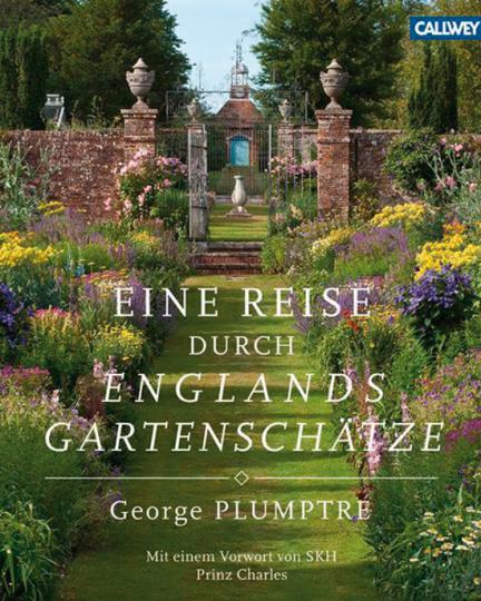 Eine Reise durch Englands Gartenschätze.