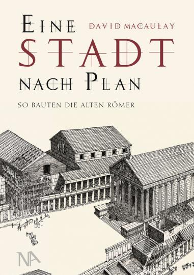 Eine Stadt nach Plan. So bauten die Alten Römer.