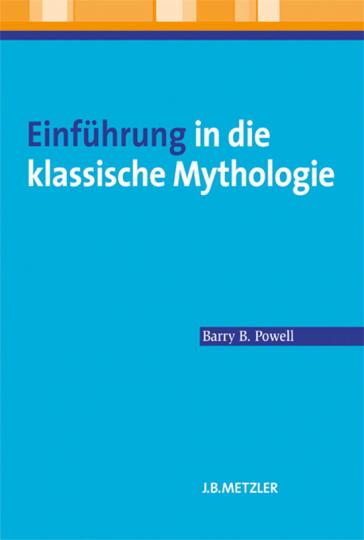 Einführung in die klassische Mythologie.