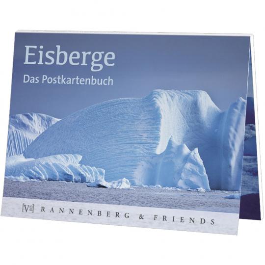 Eisberge - Das Postkartenbuch