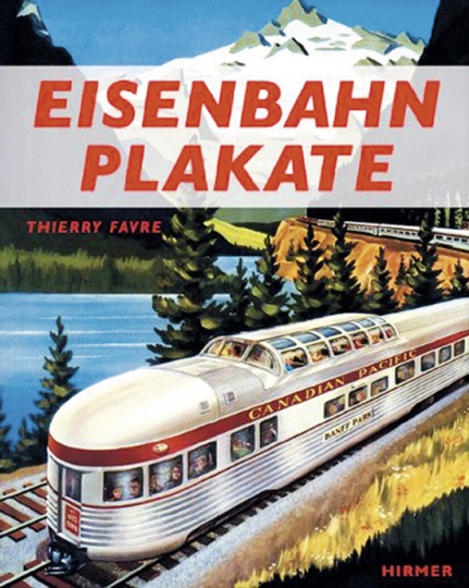 Eisenbahnplakate.