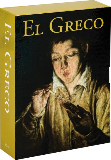 El Greco Grußkartenbox.