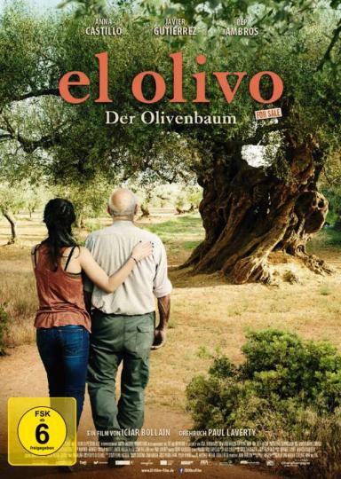 El Olivo. Der Olivenbaum. DVD.