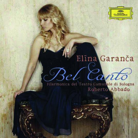 Elina Garanca. Bel Canto. CD.