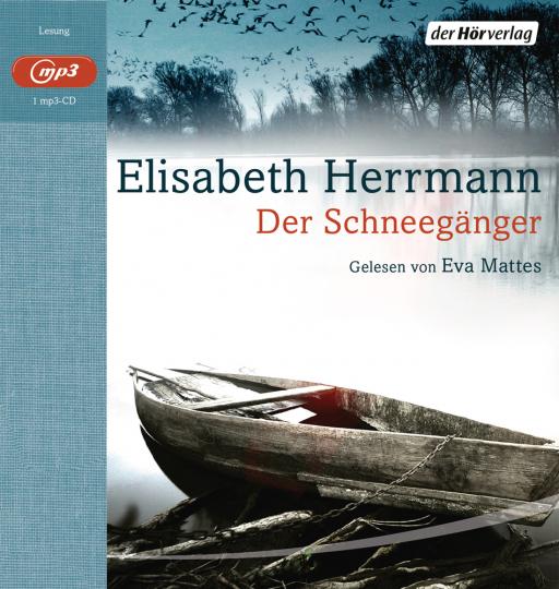 Elisabeth Herrmann. Der Schneegänger. 6 CDs.