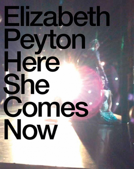 Elisabeth Peyton. Here She Comes Now.