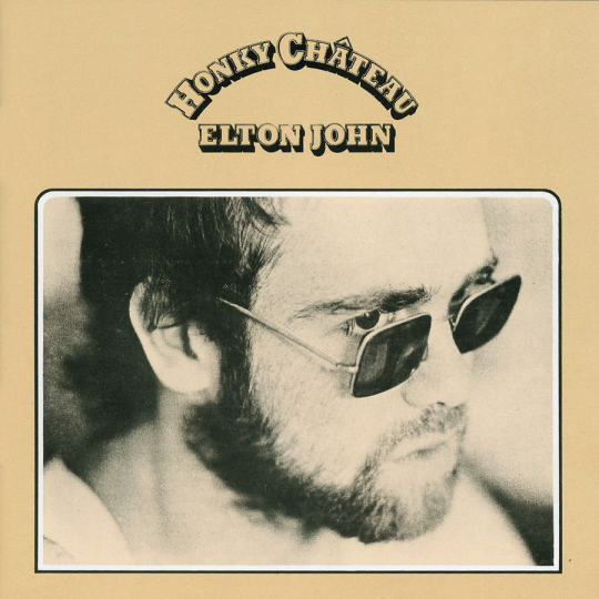 Elton John. Honky Château. CD.