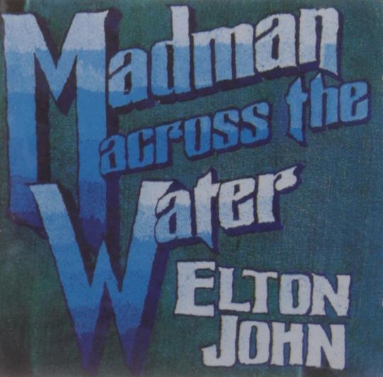 Elton John. Madman Across The Water. CD.