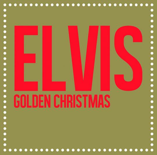 Elvis. Golden Christmas. LP.