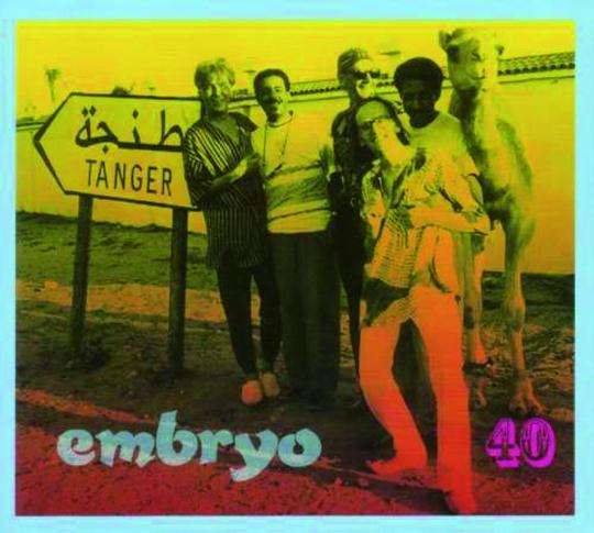 Embryo. 40. 2 CDs.
