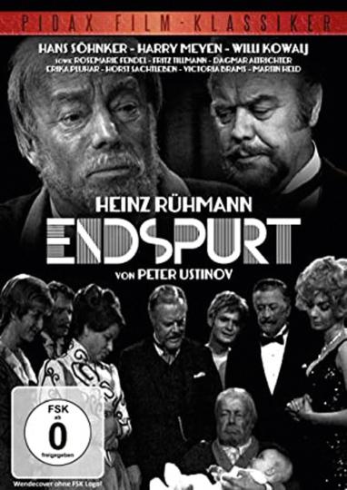 Endspurt DVD