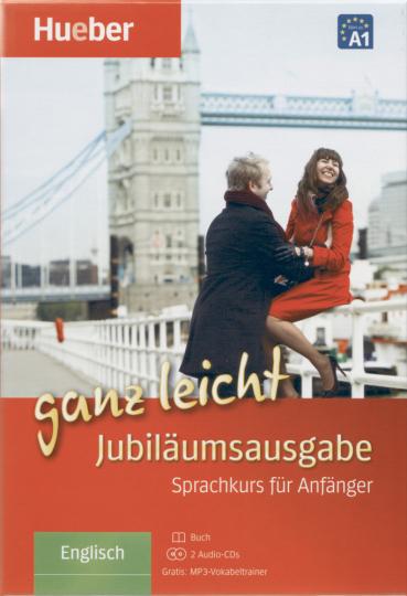 Englisch ganz leicht Jubiläumsausgabe - Buch + 2 Audio-CDs