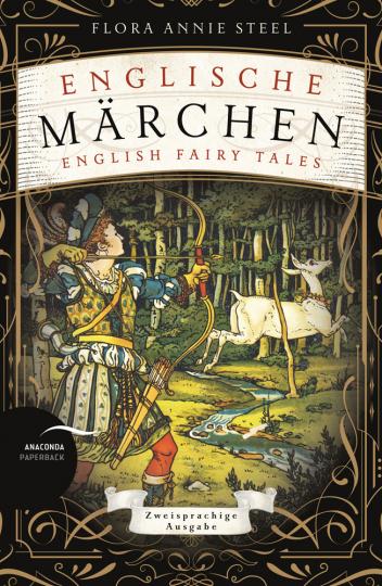Englische Märchen. Zweisprachige Ausgabe.