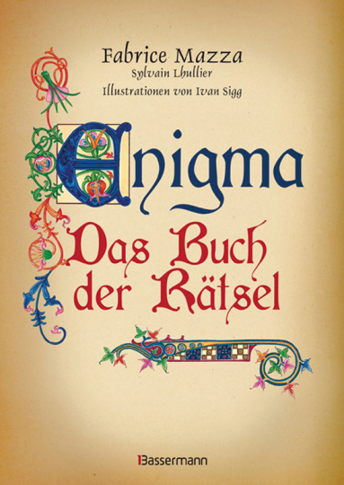 Enigma. Das Buch der Rätsel.