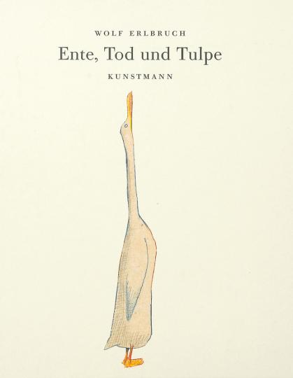 Ente, Tod und Tulpe.