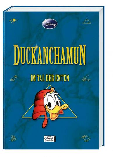 Enthologien 01. Duckanchamun. Im Tal der Enten.
