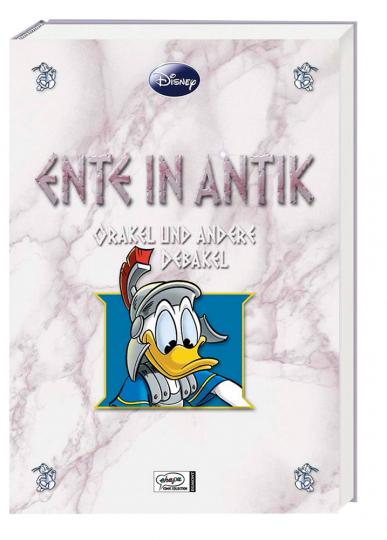 Enthologien 03. Ente in Antik. Orakel und andere Debakel.