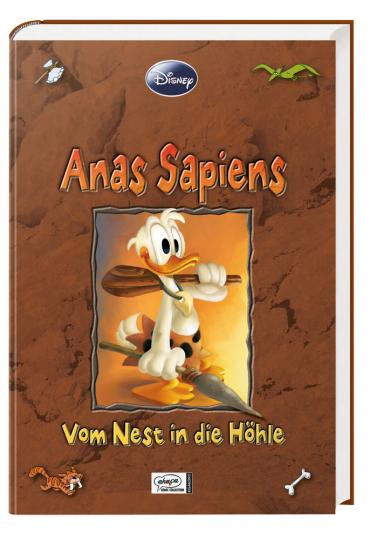 Enthologien 13. Anas Sapiens. Vom Nest in die Höhle.