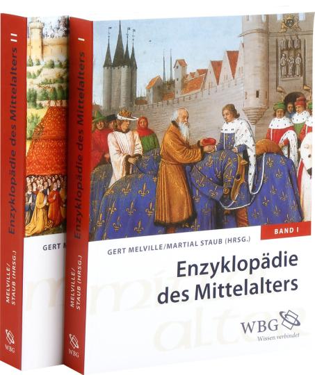 Enzyklopädie des Mittelalters. 2 Bände.