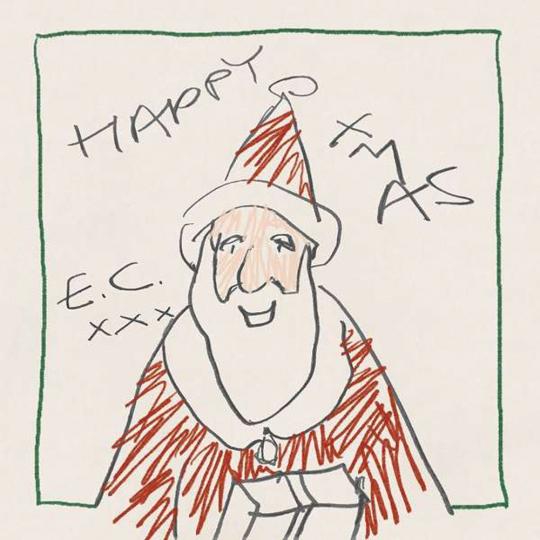 Eric Clapton. Happy Xmas (Deluxe Edition). CD.