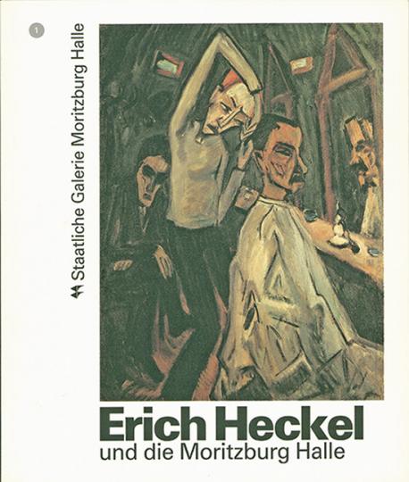 Erich Heckel und die Moritzburg Halle. Malerei und Arbeiten auf Papier.