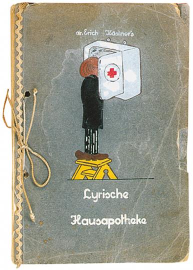 Erich Kästner. Doktor Erich Kästners Lyrische Hausapotheke.