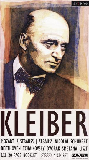 Erich Kleiber. 4 CDs.