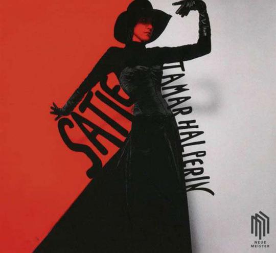 Erik Satie. Satie - Tamar Halperin. CD.