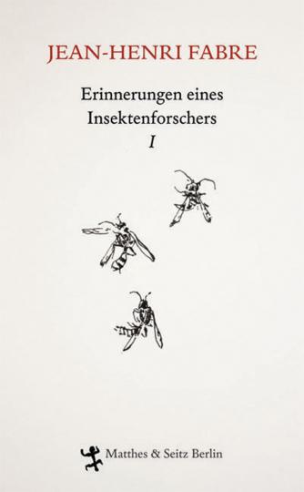 Erinnerungen eines Insektenforschers I.