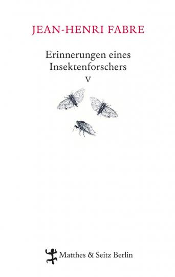 Erinnerungen eines Insektenforschers V.