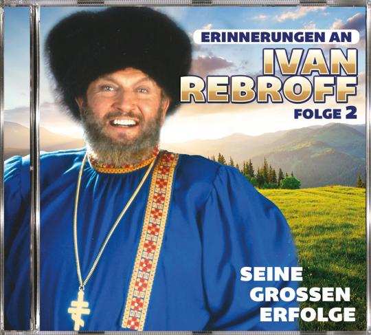 Erinnerungen: Seine großen Erfolge - Folge 2 CD