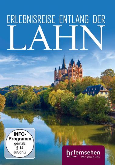 Erlebnisreise entlang der Lahn. 2 DVDs.