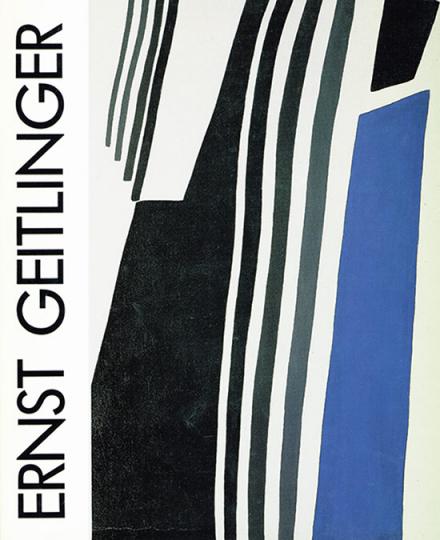 Ernst Geitlinger. Werkverzeichnis 1924-1972. Gemälde und Arbeiten auf Papier.