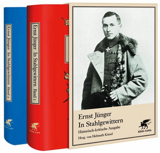 Ernst Jünger. In Stahlgewittern.