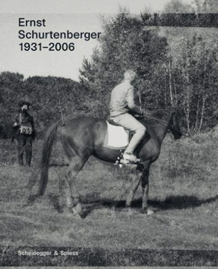 Ernst Schurtenberger 1931-2006. Leben und Werk eines Rastlosen zwischen Tachismus und Art Brut.
