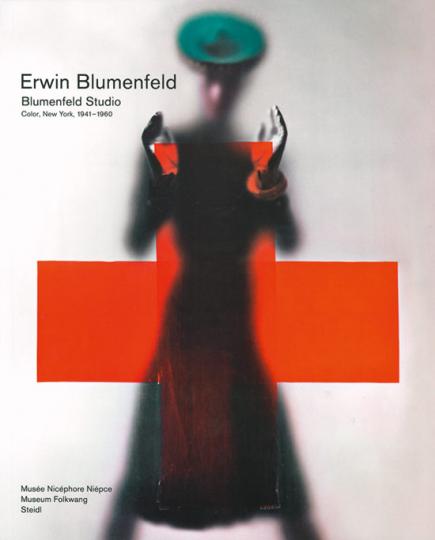 Erwin Blumenfeld. Blumenfeld Studio Farbe, New York, 1941-1960.