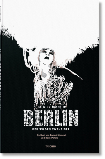 Es wird Nacht im Berlin der wilden Zwanziger.