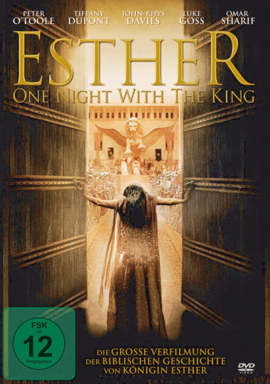 Esther - One night with the King DVD