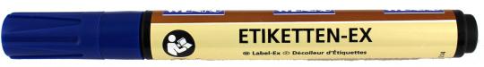 Klebe-Entfernerstift »Etiketten-Ex«.