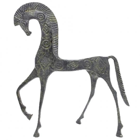 Etruskisches Pferd.
