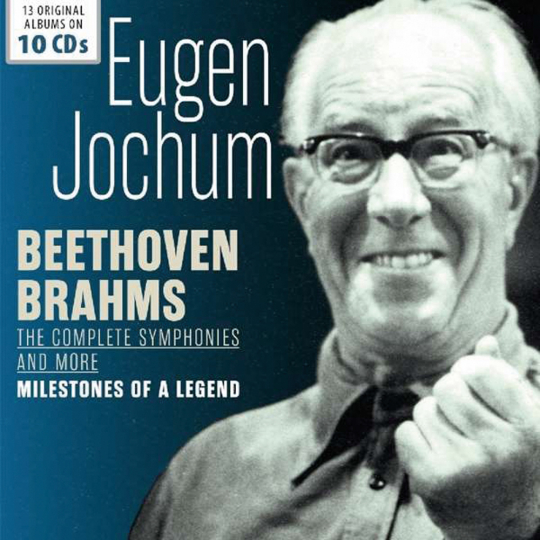 Eugen Jochum. Milestones of a Legend. 10 CDs.